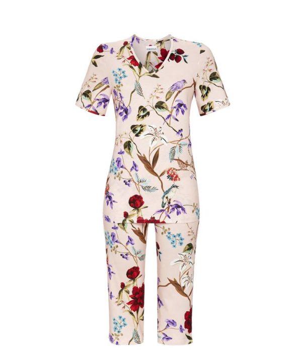 Pyjama Ringella vaaleanpunainen