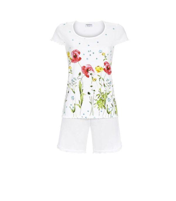 Pyjama Ringella valkoinen